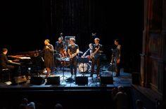 Club de Minuit / Jazz à Vienne - 9 juillet 2013 - Cécile McLorin Salvant Septet