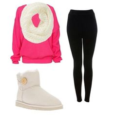 Cute comfy outfit for a casual day