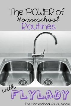 If you desire an organized homeschool, start with simple routines. Don't miss…