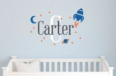 { THIS LISTING INCLUDES } (1) Name Decal - 23 wide. Height will vary with name  (1) Initial Decal - 15-18 tall, will be sized to fit best with