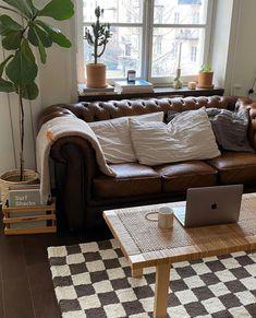 Decoration Inspiration, Decoration Design, Room Inspiration, Dream Apartment, Apartment Interior, Apartment Living, Interior Exterior, Interior Design, Living Room Decor