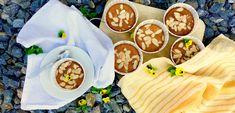 Brown butter almond muffins / Mandlové muffiny z hnědého másla Almond Muffins, Brown Butter, No Bake Desserts, Tacos, Mexican, Baking, Ethnic Recipes, Food, Bakken