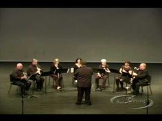 Chicago Clarinet Ensemble: So it Goes with Rose by Leo Schwartz