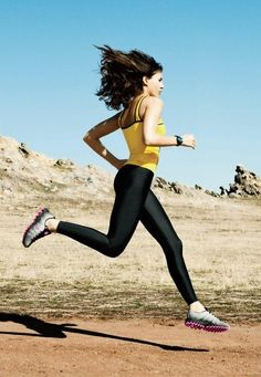 I dream for a stride like that. It has to help not weighing more than 90lbs