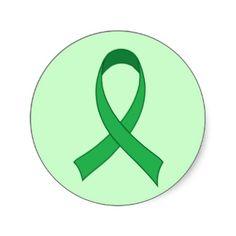 green ribbon organ donor awareness