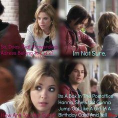 Hanna... Hanna... Hanna!:'D:3