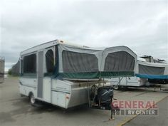 Used 2004 Starcraft Centennial 3604 Folding Pop-Up Camper at General RV | Brownstown, MI | #145608