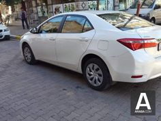 Toyota Corolla 1.33 kusursuz arac