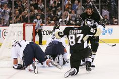 Sidney Crosby and the Pittsburgh Penguins