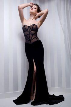 Bien Savvy - Rochii de seara - Velvet Angels - Vogue