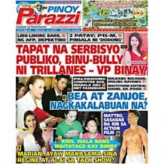 Pinoy Parazzi Vol 8 Issue 60 May 13- 14, 2015 http://www.pinoyparazzi.com/pinoy-parazzi-vol-8-issue-60-may-13-14-2015/