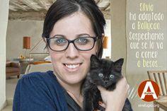 #adoptandoquesgerundio que cosita más pequeña, qué noticia tan grande!! Gracias, Silvia!