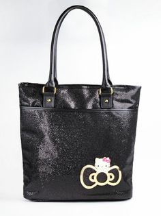 533f8fba89b5  HelloKitty glitter tote will do