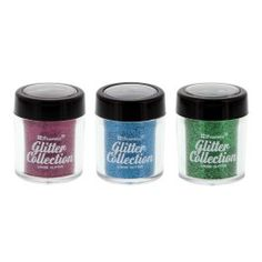 Loose Makeup Glitter - Almost every color is amazing and I want!!! (too bad they are also out of almost every single color)