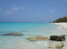 Governor's Beach, Grand Turk, Turks & Caicos Islands -- Seriously bummed I won't be enjoying these gorgeous waters next week