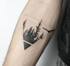 frappeinkDark triangles🔽Several Definitions 🎵 - Tattoo ideen - tattoos Hand Tattoos, Small Forearm Tattoos, Cool Small Tattoos, Small Tattoos For Guys, Wolf Tattoos, Forearm Tattoo Men, Unique Tattoos, Body Art Tattoos, Sleeve Tattoos