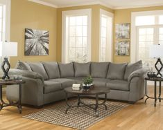 Beautiful and Stylish ashley Furniture Sectional Couches Inspirational Contemporary Sectional sofa with Sweeping Pillow Arms by Signature – Home Design Sectional, Ashley Furniture, Comfy Pillows, Ashley Furniture Sectional, Comfortable Furniture, Sofa, Furniture, Ashley Furniture Homestore, Contemporary Sectional Sofa