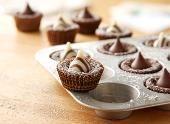 Meltaway Brownie Bites