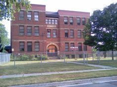 Currently offered for $290,000, The Myrtle Street Public School in St Thomas, Ontario, Canada  was opened in 1904 and closed in the early 2000's. Small children are frequently seen peering out of the windows and sometimes seen p-laying on the grounds. Soldiers from the 19th century have been seen in the hallways and have even spoken to people when questioned. Intense feelings of unease, being watched, voices and sounds come from empty rooms,  and even outside on the grounds.