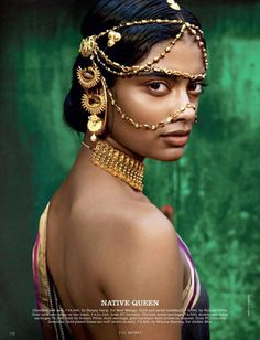 Archana :: Newfaces – Models.com's Model of the Week and Daily Duo