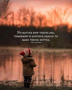 No matter how things are..