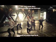 EXO - Growl (2nd Ver. Korean Version) [Sub Español+Hangul+Romanización] - YouTube
