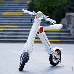 Bluetooth Speaker 36V/8.8AH Lithium Battery Lightest Electric Scooter  Electric Mini Bike Folding Electric Vehicles