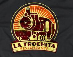 "Check out new work on my @Behance portfolio: ""La Trochita, Restaurante"" http://be.net/gallery/53380253/La-Trochita-Restaurante"