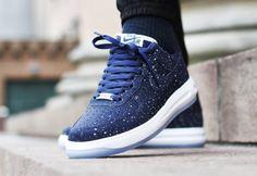 Nike Lunar Force 1 '14 Speckle Midnight Navy