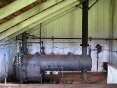 Molokai - RW Meyer Sugar Mill / Museum: Sugar Mill