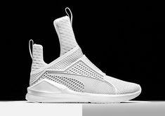 Rihanna And Puma Unveil First Original Sneaker Collaboration, The Fenty Trainer - SneakerNews.com