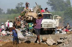 Residents of Chinandega, Nicaragua, scrape their living from garbage Helping Others, Helping People, Everyone Else, Other People, Opportunity, Trucks, Men, Life, Truck