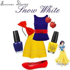 Summer Disney: Snow White
