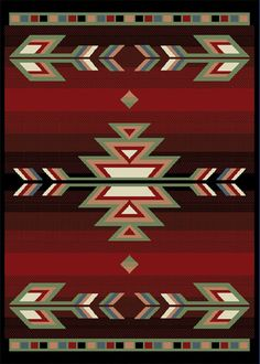 Your dorm room will feel more like home when you add this cheap college decor essential, the Arizona College Dorm Room Rug to your college dorm supplies. College dorm rugs help protect your dorm room floor and bring comfort and style to your dorm room. Native American Rugs, Native American Patterns, Native American Design, Southwestern Area Rugs, Southwest Decor, Dorm Room Rugs, Cheap Rugs, Barn Quilts, Contemporary Rugs