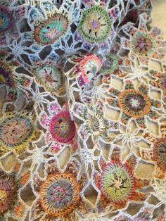 Resultado de imagem para hiperbolic crochet