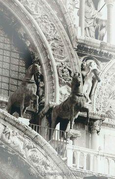 The Horses of Saint Mark's Basilica