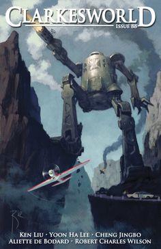 A Hugo Award-Winning and World Fantasy Award-Nominated Science Fiction and Fantasy Magazine.