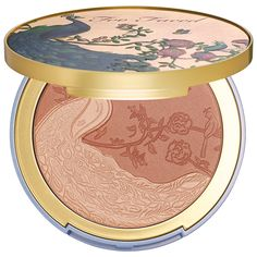 Shop Too Faced's Natural Lust Satin Bronzer at Sephora. An ultra-pigmented, lightweight powder bronzer and highlight duo in a limited-edition, oversize compact. Sephora, Too Faced Cosmetics, Makeup Cosmetics, Too Faced Bronzer, Too Faced Blush, Too Faced Highlighter, Light Contouring, Beauty Games, Bronzer