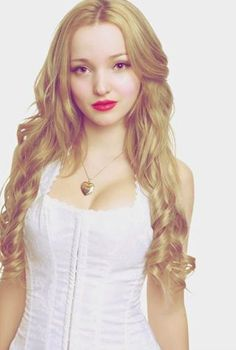 I know I've said it before but Dove Cameron is the perfect vision of an older Charlotte Jane <3 <3 <3 she's like a porcelain doll