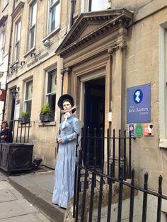 Jane Austen Centre in Bath, Bath and North East Somerset