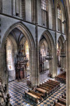Dominican church, Krakow, Poland