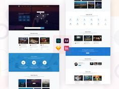 Hello Friends, This is a home page of Directory listing template. you can create beautiful directory listing site using this template. if you need any other page, contact me. Landing Page Design, Thankful, Templates, Website, Create, Friends, Beautiful, Amigos, Stencils