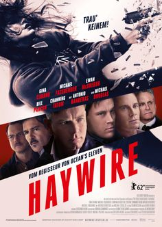 Haywire -- <3 Gina Carano