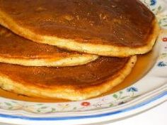 Kalyn's Kitchen®: Recipe Favorites: Whole Wheat Protein Pancakes  [Kalyn's Kitchen; #SouthBeachDiet friendly]