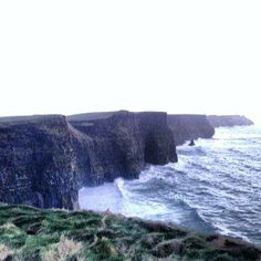 Cliffs of Moher - amazingly beautiful