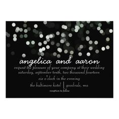 See MoreWatercolor Sparkle Wedding Invitationsonline after you search a lot for where to buy