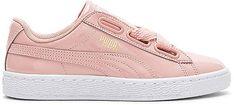 Puma Basket Bow Sneaker  #fashion #trend #2018 #pink #puma #shoes