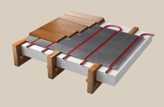 What is underfloor heating? Why use underfloor heating and what are the different types of systems, build ups and when are they best suited for use.