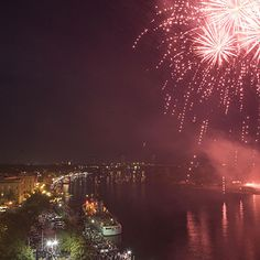 Celebrate the 4th in Wilmington, NC, to catch what's known as the largest fireworks performance in the region.