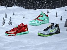new style f300b d039a nike basketball christmas 2013 pack reminder 4 570x423 Nike Basketball 2013 Christmas  Pack Release Reminder Kevin